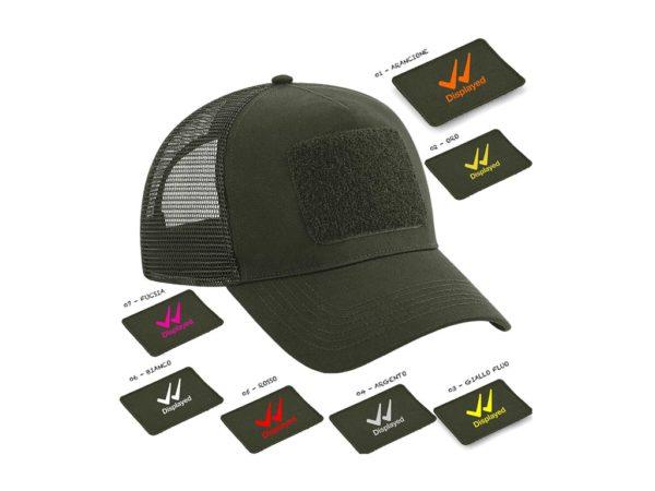 Displayed Clothing abbigliamento personalizzato sportivo cappell