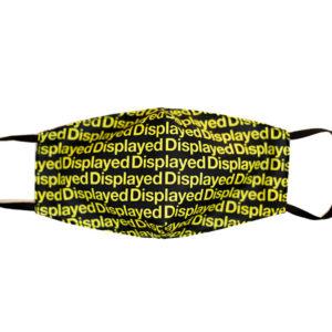 Displayed Clothing abbigliamento personalizzato sportivo mascher