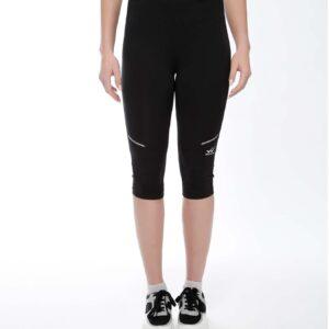 Displayedclothing leggins corto nero 3/4