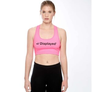 Displayedclothing top rosa