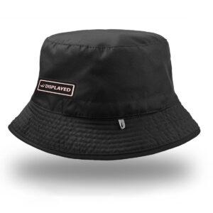 Displayedclothing cappello pescatore nero