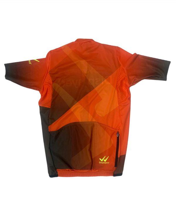 Displayedclothing maglietta estiva ciclismo retro