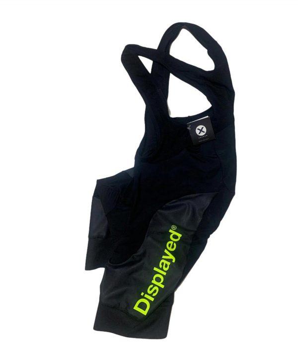 Displayedclothing salopette estiva ciclismo nera